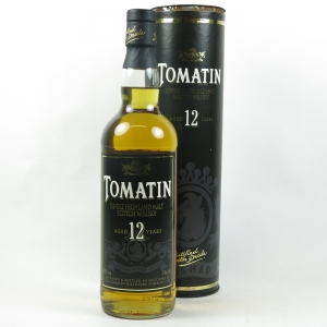 Tomatin 12 Year Old front