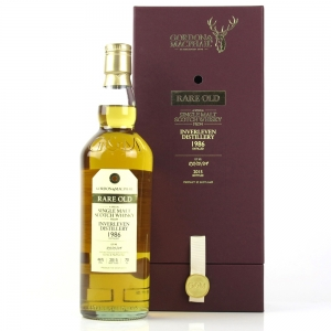 Inverleven 1986 Gordon and MacPhail Single Cask