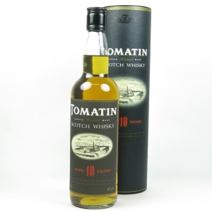 Tomatin 10 Year Old 1990s front