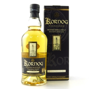 Kornog Peated Single Malt
