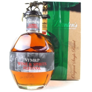 Blanton's VI M&P Wine And Spirits Festival