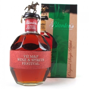 Blanton's VII M&P Wine and Spirits Festival