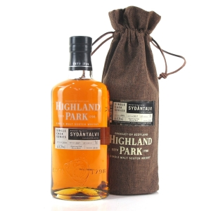 Highland Park 2001 Single Cask 15 Year Old #2155 / Sydantalvi