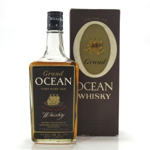 Grand Ocean Very Rare Old Whisky 72cl / Karuizawa
