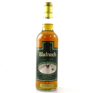 Bladnoch 12 Year Old Sheep Label / Cask Strength