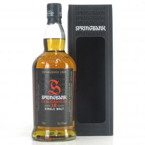 Springbank 12 Year Old Cask Strength / 50.3%