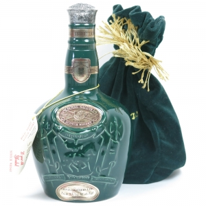 Chivas 21 Year Old Royal Salute 1980s