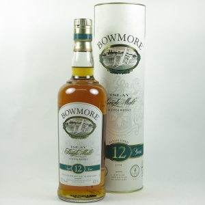 Bowmore 12 Year Old Front