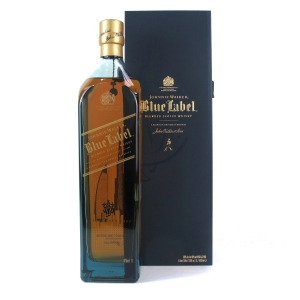 Johnnie Walker Blue Label / Dubai Duty Free 1 Litre