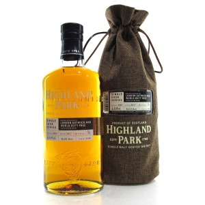 Highland Park 2005 Single Cask 12 Year Old #1140 / London Gatwick and World Duty Free