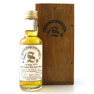 Rosebank 1974 Signatory Vintage 17 Year Old Miniature 5cl