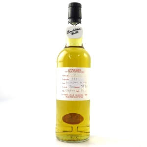 Springbank 2002 Duty Paid Sample 15 Year Old / Bourbon Hogshead