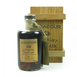 Edradour 1994 Straight to the Cask Sherry Hogshead Finish 10 Year Old front