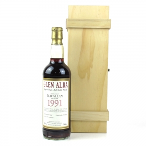 Macallan 1991 Glen Alba Bottled 2019