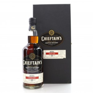 Brora 1981 Chieftan's 23 Year Old