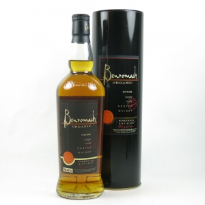 Benromach Organic Edition front