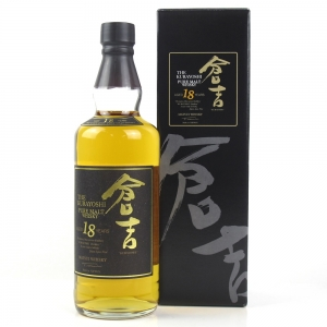 Kurayoshi 18 Year Old Pure Malt