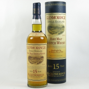 Glenmorangie 15 Year Old 1990s front