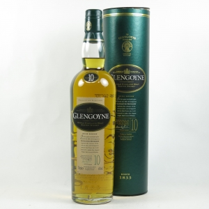 Glengoyne 10 Year Old front