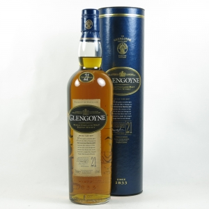Glengoyne 21 Year Old front