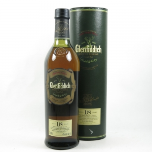 Glenfiddich 18 Year Old Ancient Reserve Front