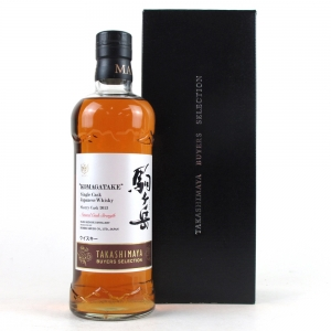 Shinshu Mars Komagatake Sherry Cask 2013 Takashimaya Buyer's Selection
