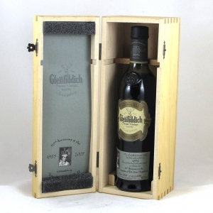 Glenfiddich 1974 50th Anniverswary of the Queen's Coronation Front