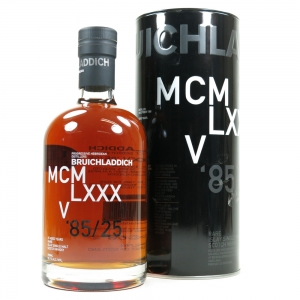 Bruichladdich 1985 DNA 25 Year Old