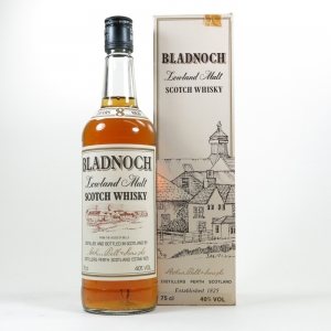 Bladnoch 8 Year old 1980s