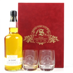 Littlemill 1965 Signatory Vintage 32 Year Old / Includes 2 Glasses