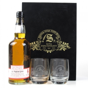 Highland Park 1972 Signatory Vintage 26 Year Old 10th Anniversary Gift Pack