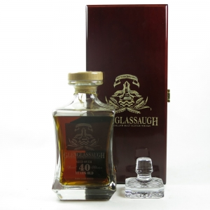 Glenglassaugh 1966 Over 40 Year Old front
