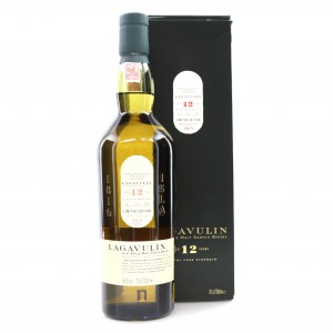 Lagavulin 12 Year Old Cask Strength 2015 Release