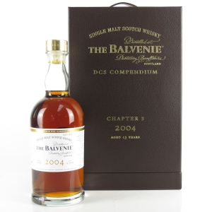 Balvenie 2004 DCS Compendium 13 Year Old Chapter #3