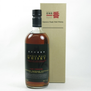 Karuizawa Cask Strength 2nd Release Front