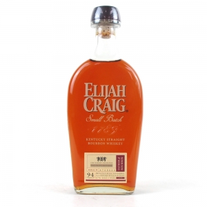 Elijah Craig Small Batch Whisky Exchange Exclusive