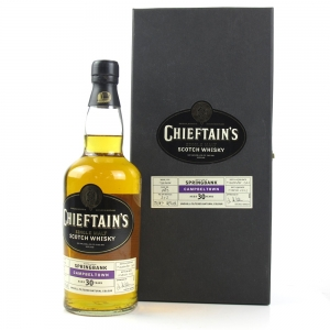 Springbank 1972 Chieftain's 30 Year Old