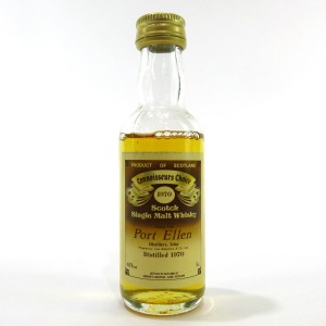 Port Ellen 1970 Gordon and MacPhail Miniature 5cl