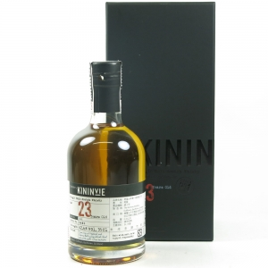 Kininvie 1990 23 Year Old Batch #001 Front