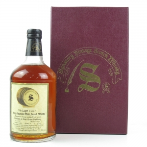 Glen Grant 1967 Signatory Vintage 30 Year Old
