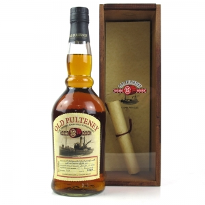 Old Pulteney 15 Year Old Sherry Wood Cask #1525