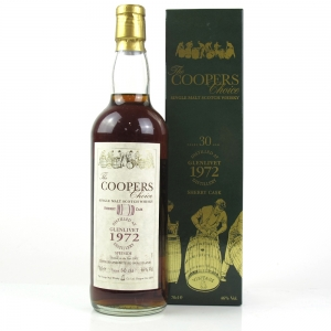 Glenlivet 1972 The Coopers Choice 30 Year Old