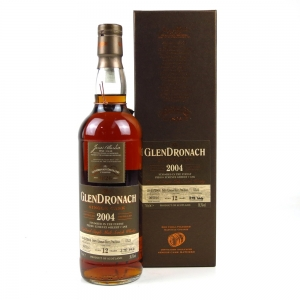 Glendronach 2004 Single Cask 12 Year Old # 5523