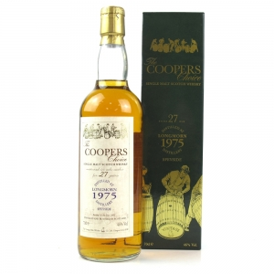 Longmorn 1975 The Coopers Choice 27 Year Old
