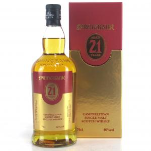 Springbank 21 Year Old / Open Day Bottling