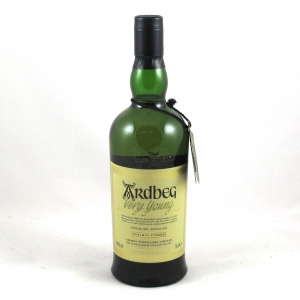 Ardbeg 1998 Very Young Front