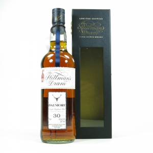 Dalmore 30 Year Old Stillman's Dram Front