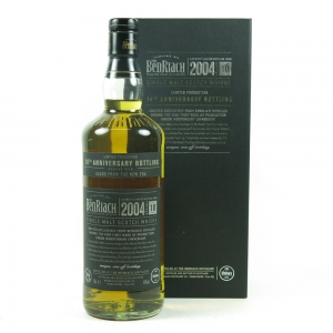 Benriach 10th Anniversary 2004 Front