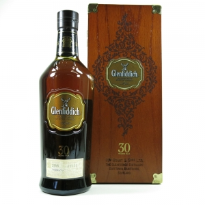 Glenfiddich 30 Year Old Front