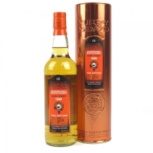 Burn Taobh 1989 Murry McDavid 26 Year Old Blended Malt